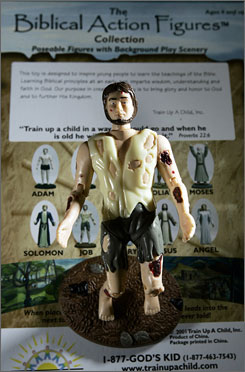 But he nevertheless continues to make for an excellent action figure!