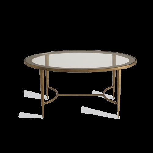 Porta Romana Salvatore Oval Coffee Table