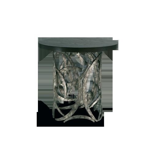 Porta Romana Miro Drum Table