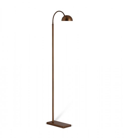 Porta romana arc floor lamp