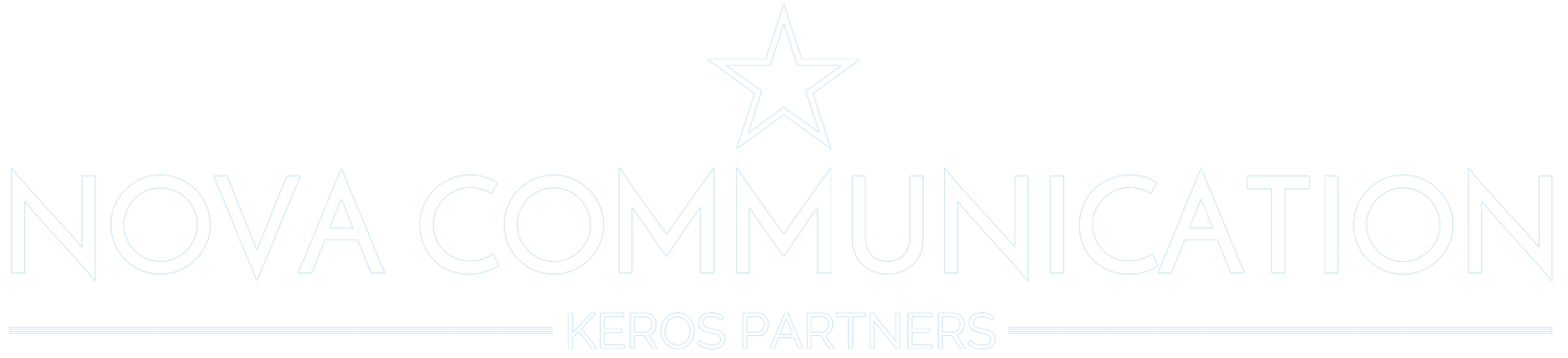 NOVA COMMUNICATION Keros Partners