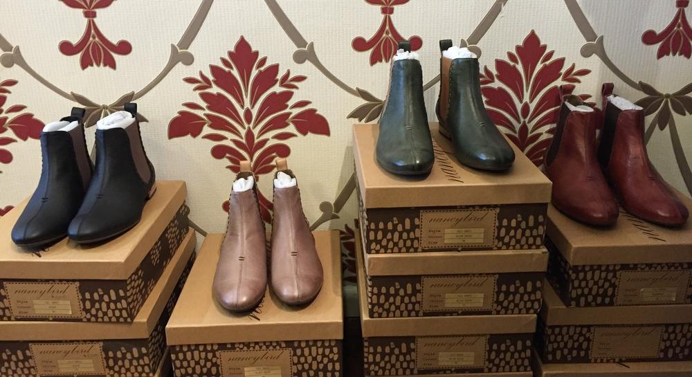 Nancybird boots