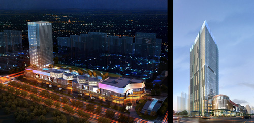 Hefei ID Mall, Hefei, China