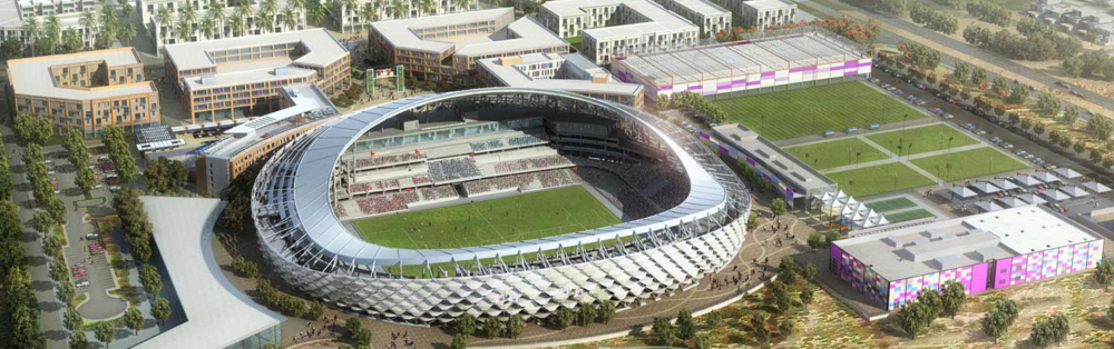 Hazza Bin Zayed Stadium & Mixed-use Development, UAE
