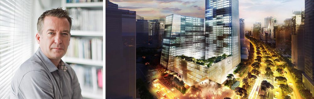 Broadway malyan unveils design for statement towers in for Broadway malyan