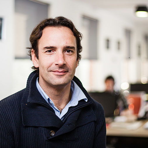 Antonio Prado Director of Architecture Arquitecto / MBA Executive