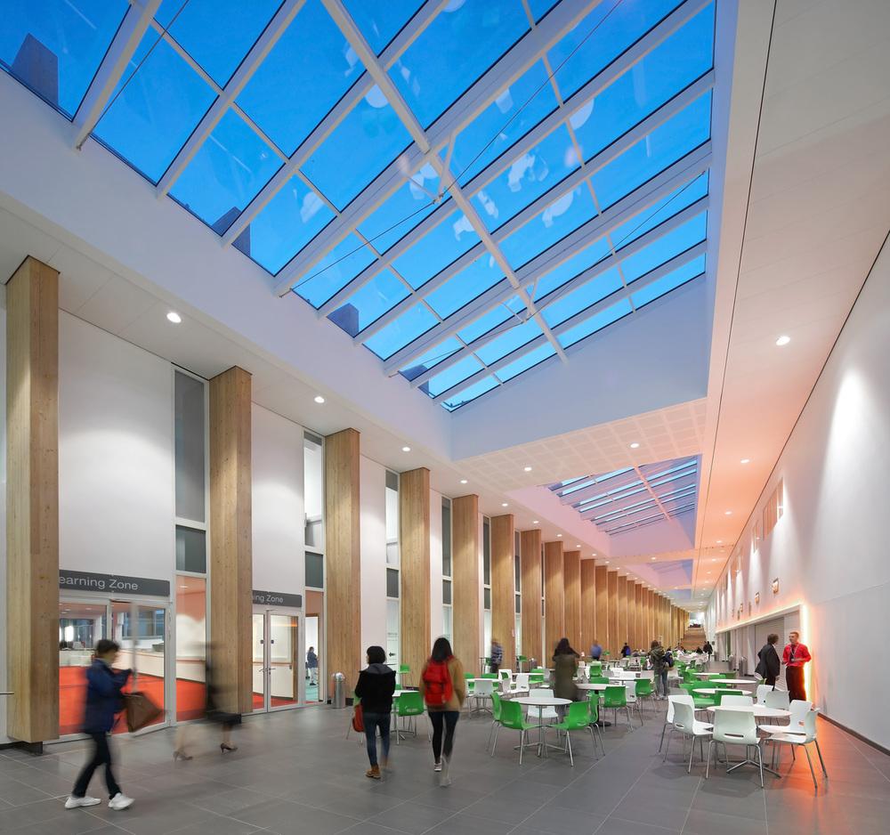 Bournville College Birmingham Broadway Malyan