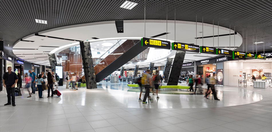Lisbon International Airport, Portugal