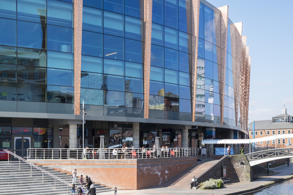 The Barclaycard Arena, Birmingham