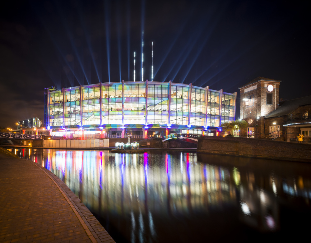The National Indoor Arena: The NIA, Birmingham. The Barclaycard Arena is one of the busiest, large scale indoor sporting and entertainment venues in Europe.