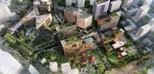 Health City, Novena, Singapore