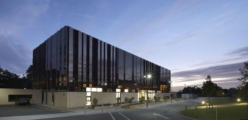 Leeds University Western Campus Archive Building, Leeds, UK