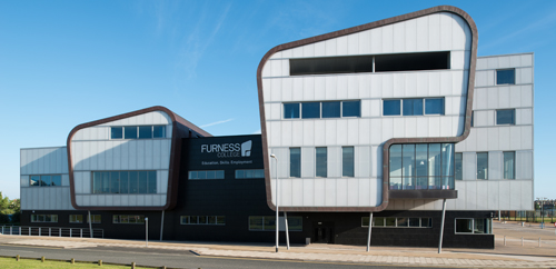 Furness College, Barrow-in-Furness, UK