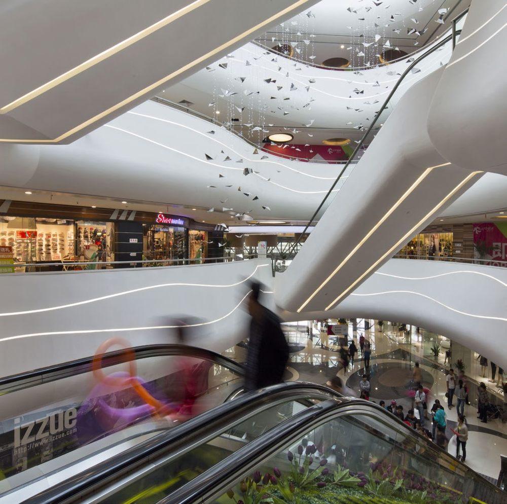 2014 Lefo Mall<br>China