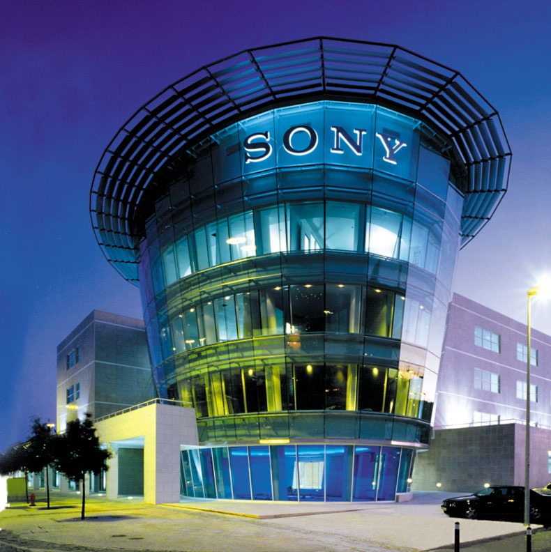 2000 Sony Headquarters<br>Lisbon