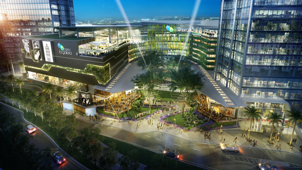President launches major new shopping centre in Paraguay ...