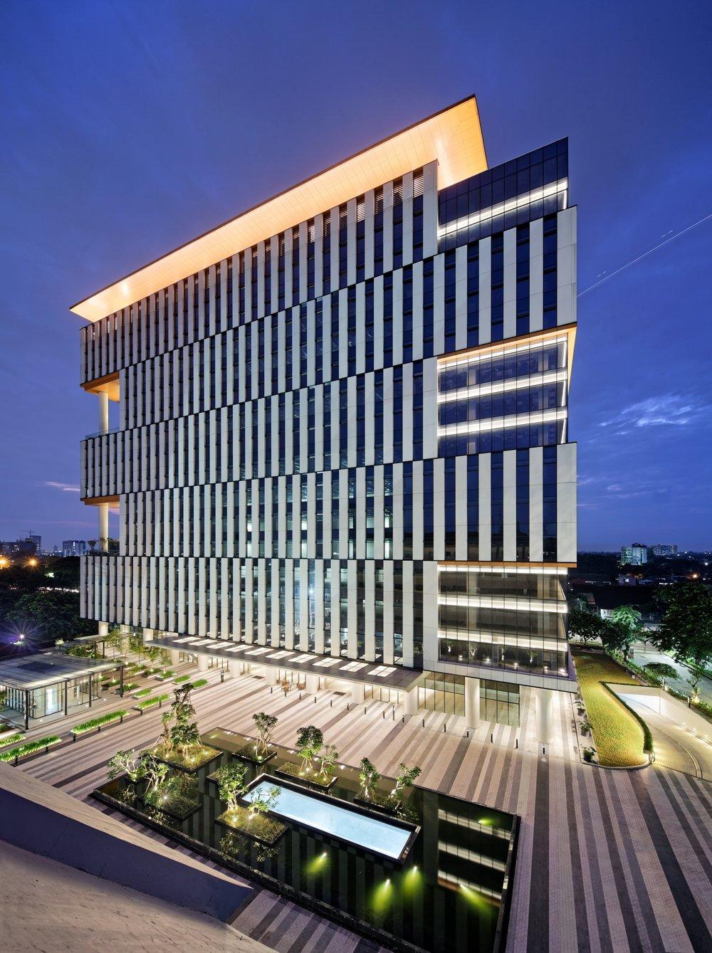 Indonesian office project launched broadway malyan - Broadway malyan ...