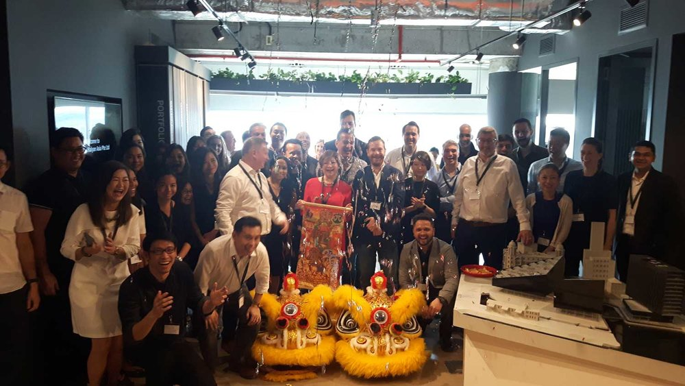 Broadway malyan singapore reaches 10 year milestone for Broadway malyan