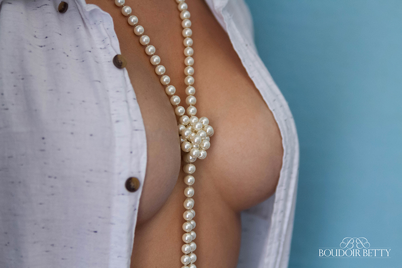 Some perfectly placed pearls