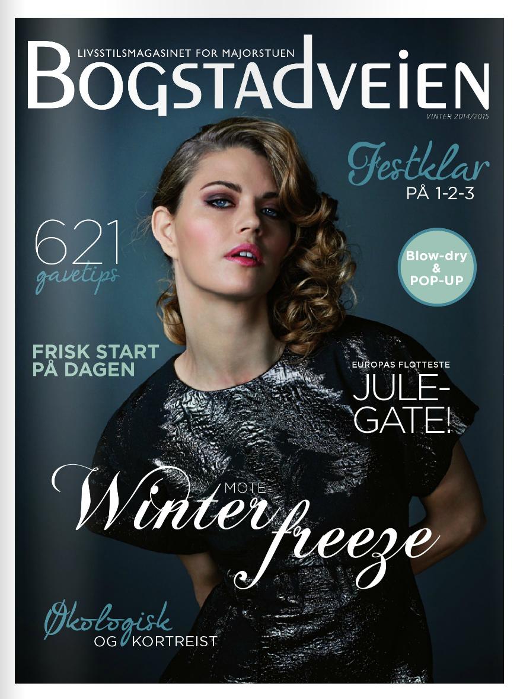 Bogstadveien Magasinet Winter 2015