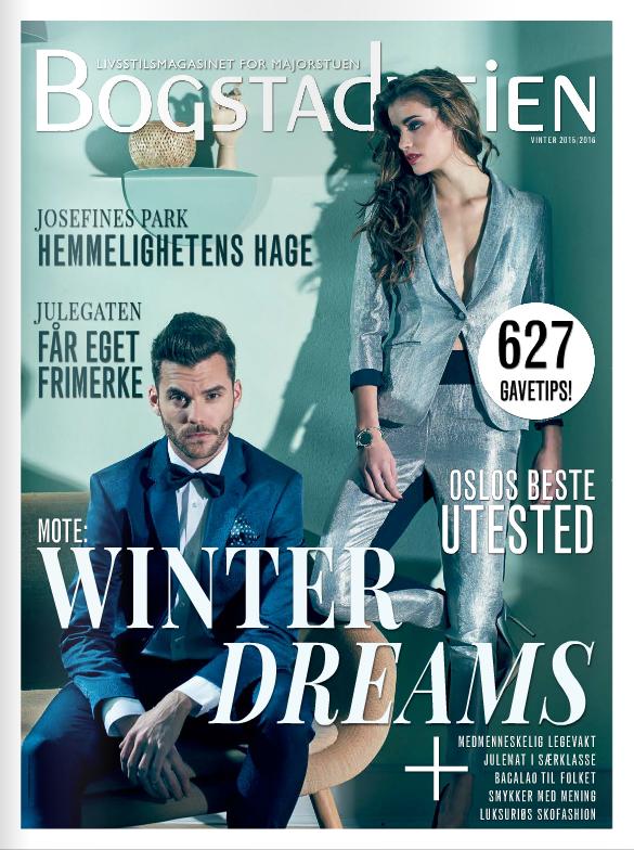 Bogstadveien Magasinet Winter 2016