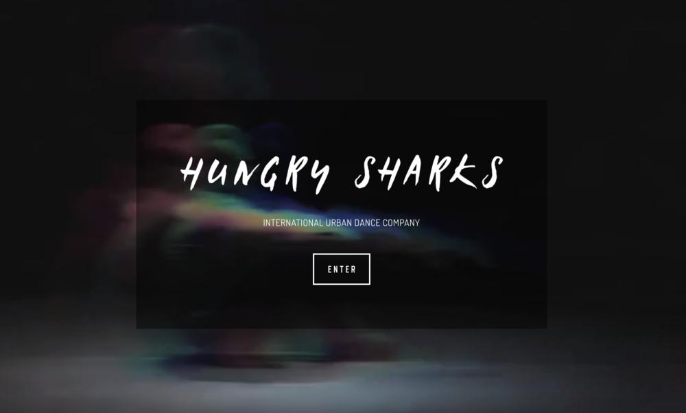 MAMOWORKS Hungry Sharks Web Design Salzburg Austria