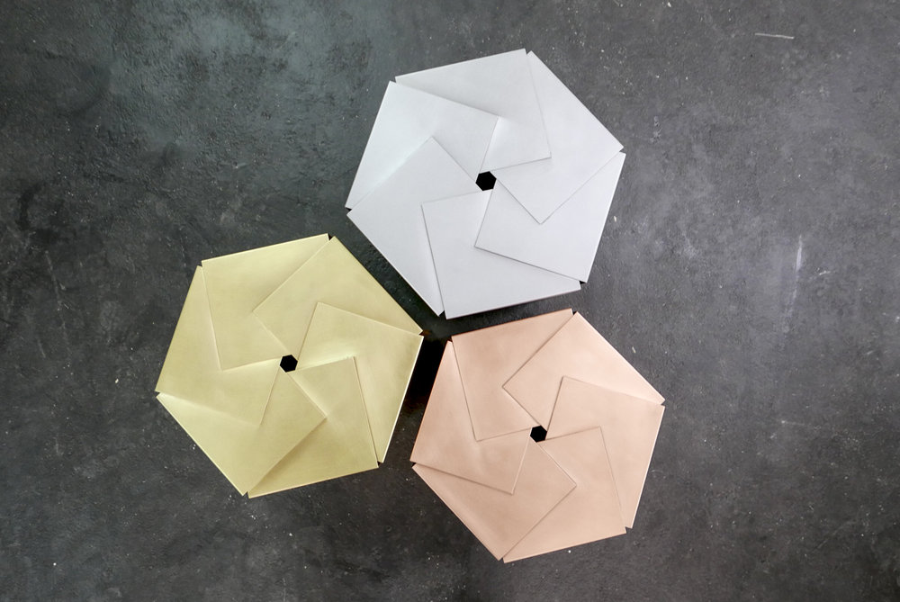 MAMOWORKS. Hexagon Sidetable. Furniture Design. Table. Stool. Maximilian Moosleitner. Salzburg. Austria