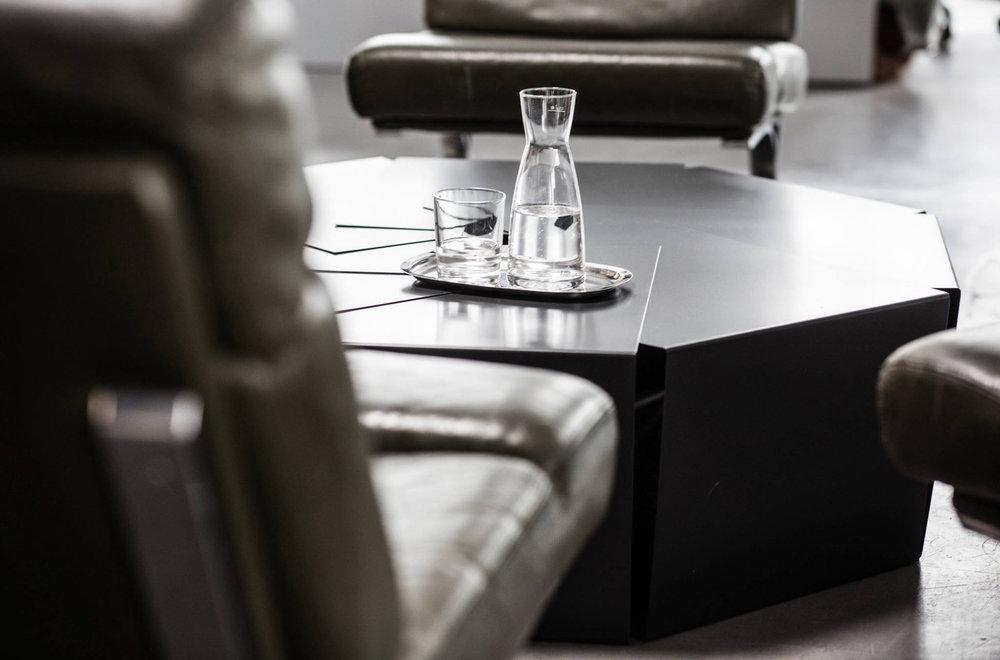 MAMOWORKS. Octagon Coffeetable. Furniture Design. Table. Coffee Table. Maximilian Moosleitner. Salzburg. Austria
