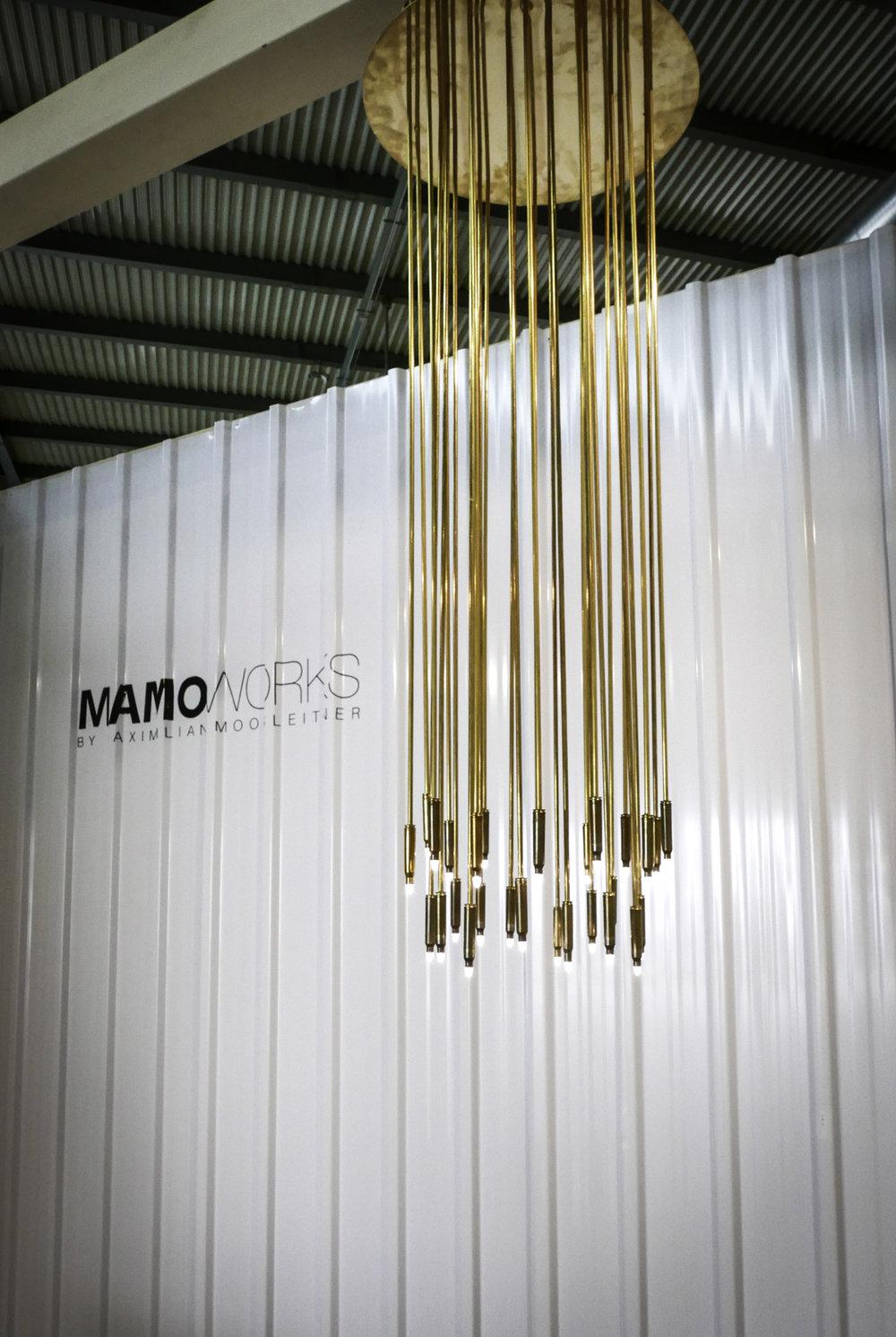 MAMOWORKS. Bullet Lamp. Furniture Design. Ceiling Lamp. Lighting. Design. Maximilian Moosleitner. Salzburg. Austria
