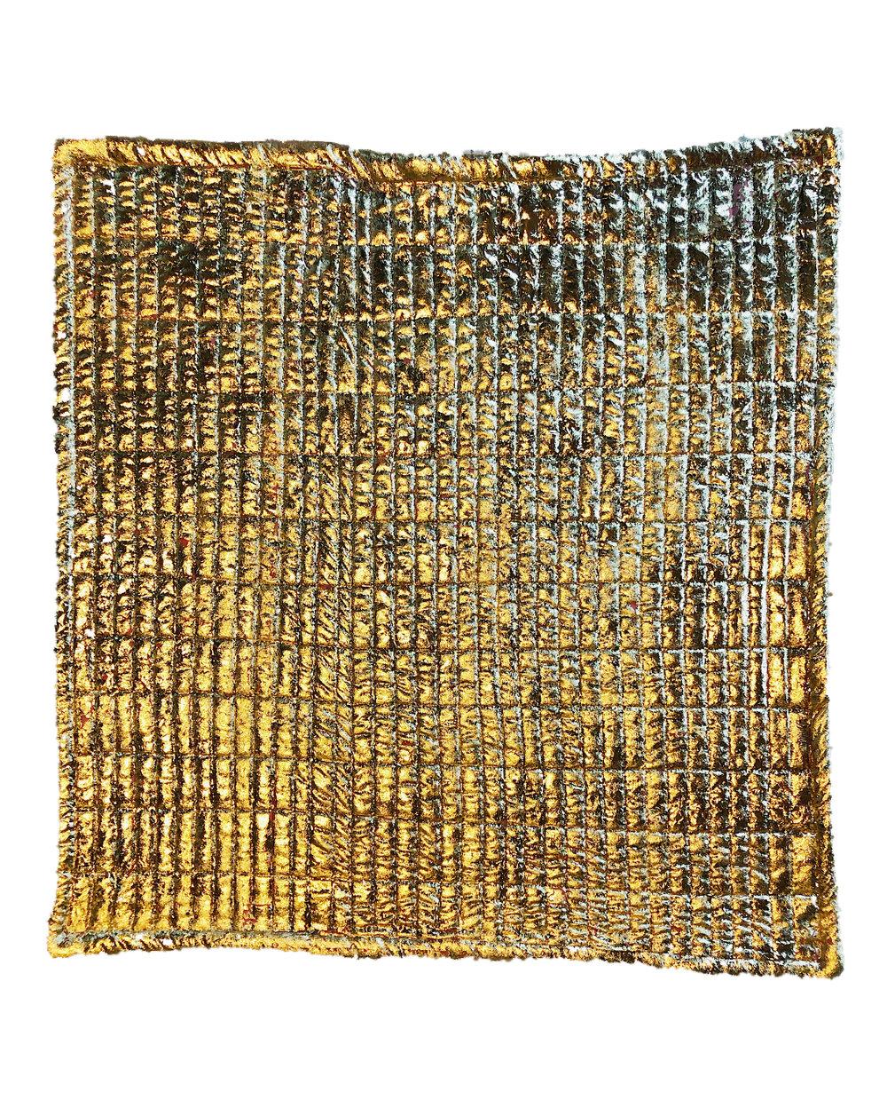 Gold Grid 3