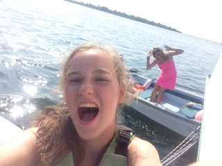 Sailing Selfie July 2013