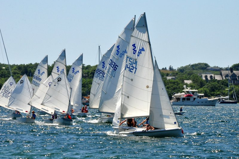 Sailboat Race  7/22/2015