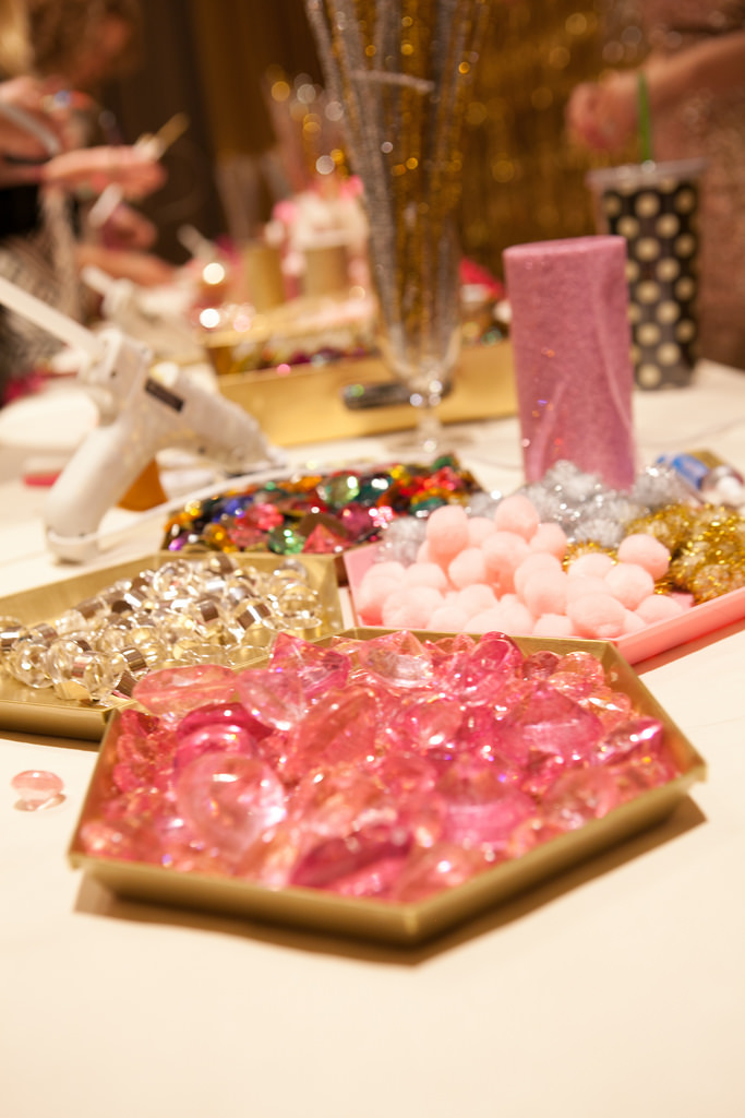 Photo of You're A Gem mini-party (my favorite!) by Brooke Dennis.
