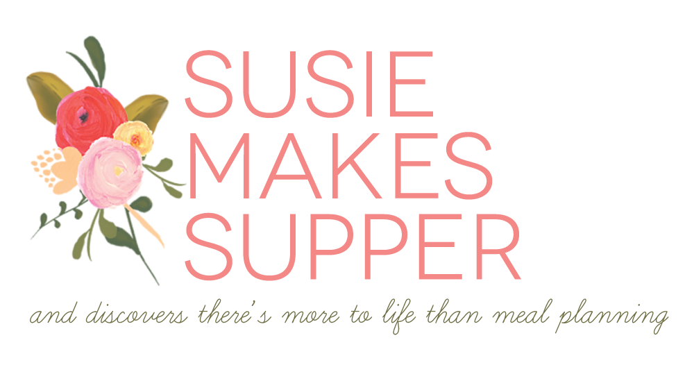 susie makes supper