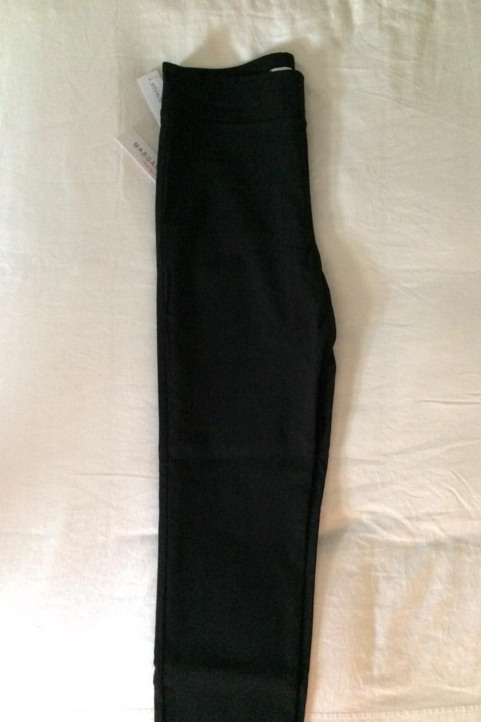 Black pants.