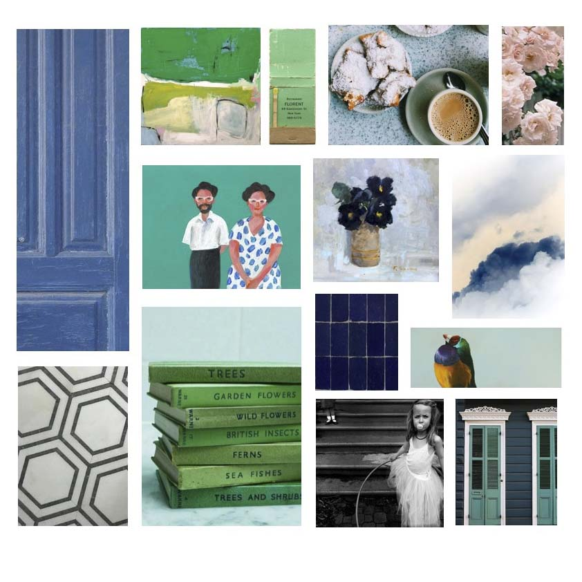 Blogger fail. These inspiration images have lived in a private mood board for so long, I've forgotten where most of them are from. Apologies and thanks to those who inspired this board.