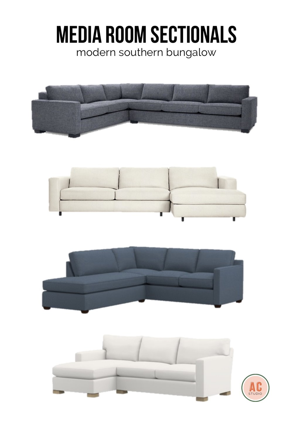 Carson Sectional  /  Reid Sectional  /  Davis Sectional  /  Axis II Sectional