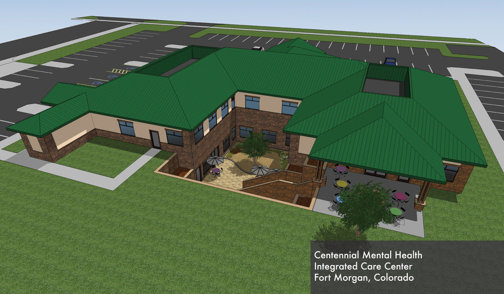 Centennial Mental Health Integrated Care Center Fort Morgan, CO