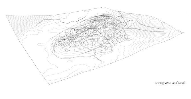 existing plots and paths