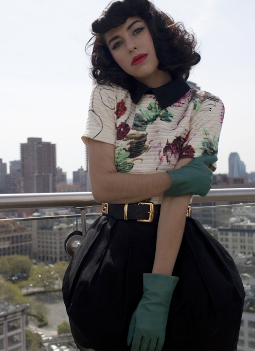 Kimbra-Summer Issue