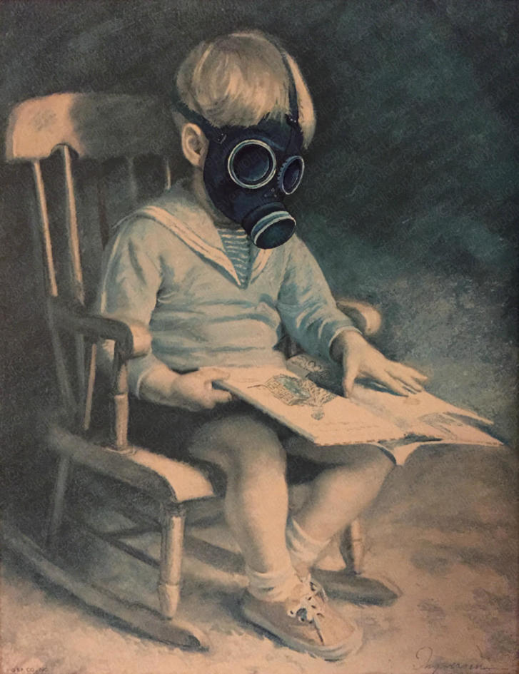 'Empty Child' - Sold
