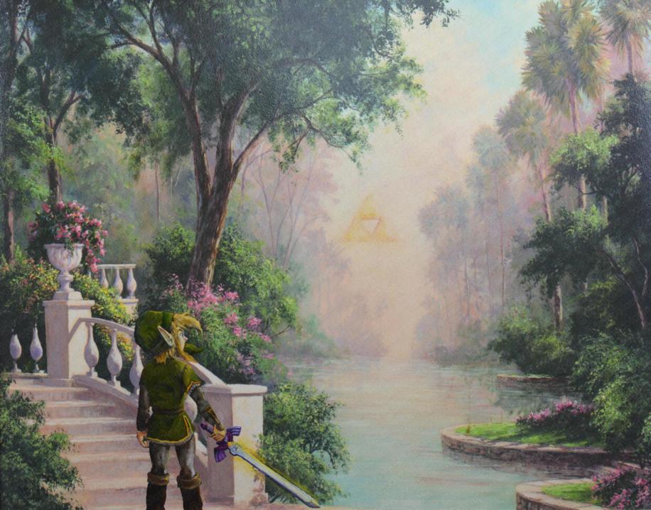 'New Mythologies' - Sold