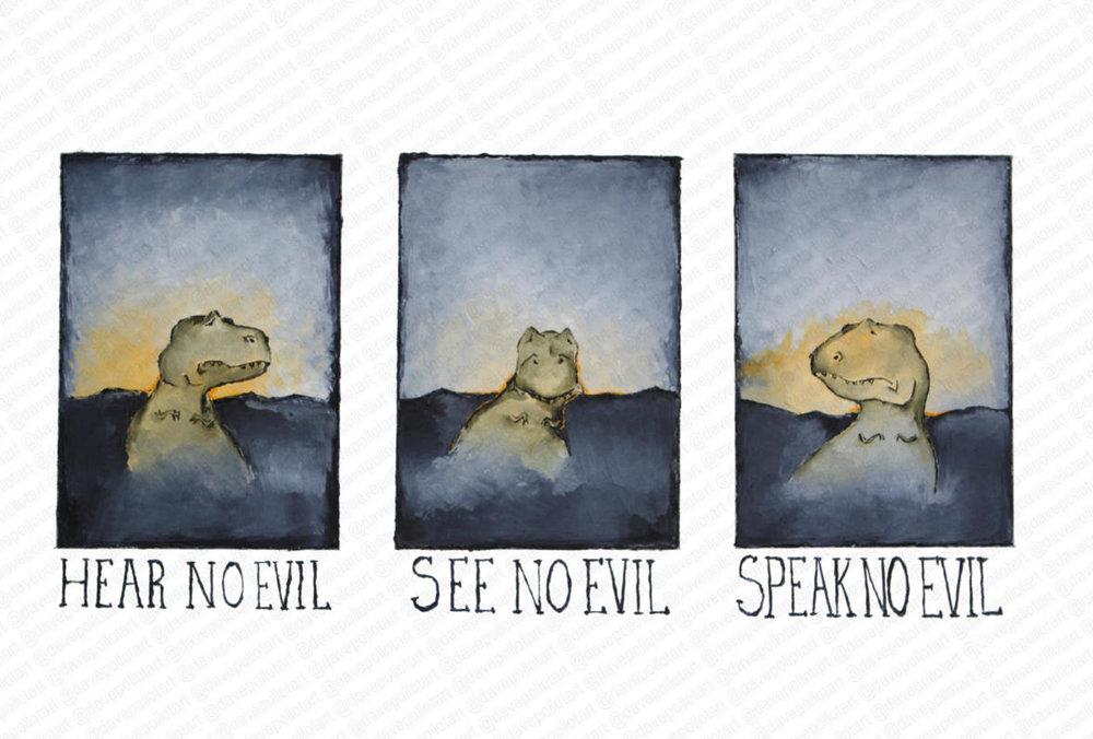 'No Evil' - NFS