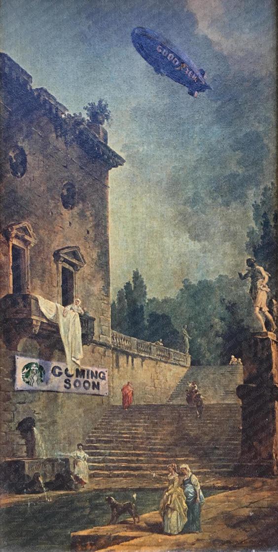 'Old Market Expansion I' - Sold