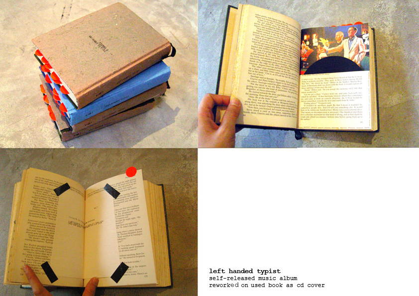 Self-initiated art book project.