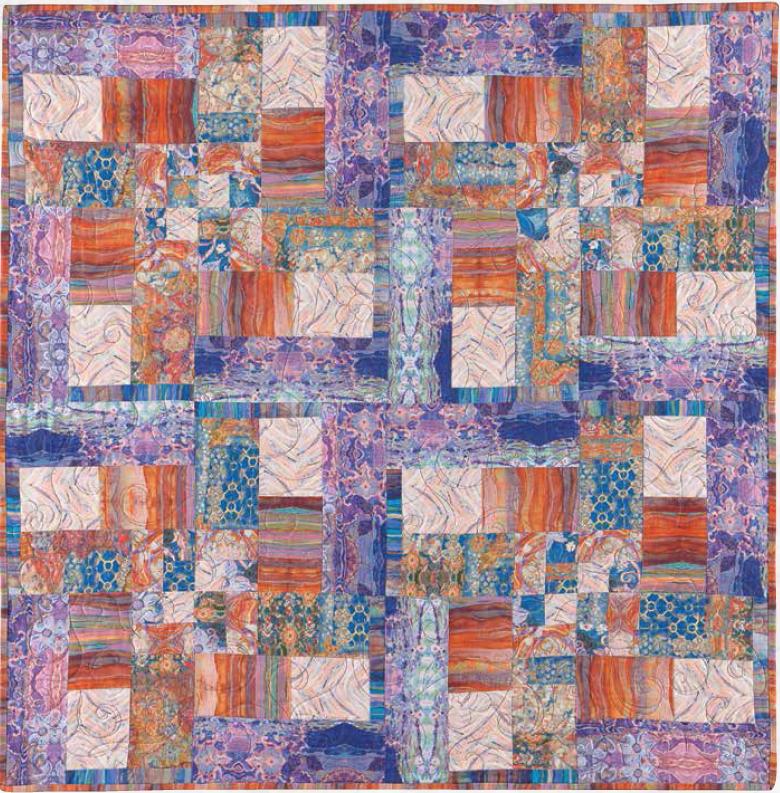 Purple Haze by Susan Schwarting Xanadu