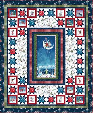 Merry Stars by Nancy Mahoney Merriment