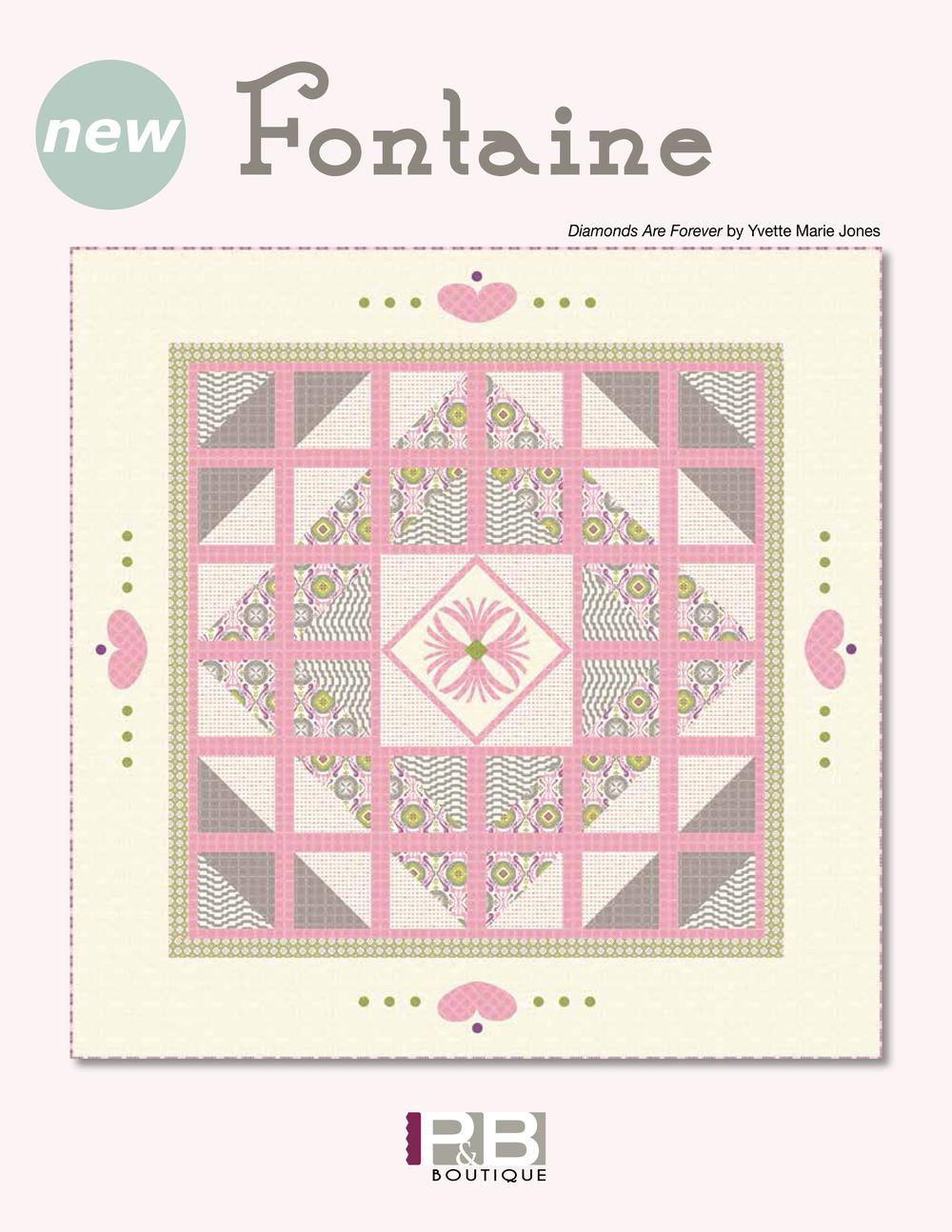 Diamond Are Forever by: Yvette Marie Jones Fontaine