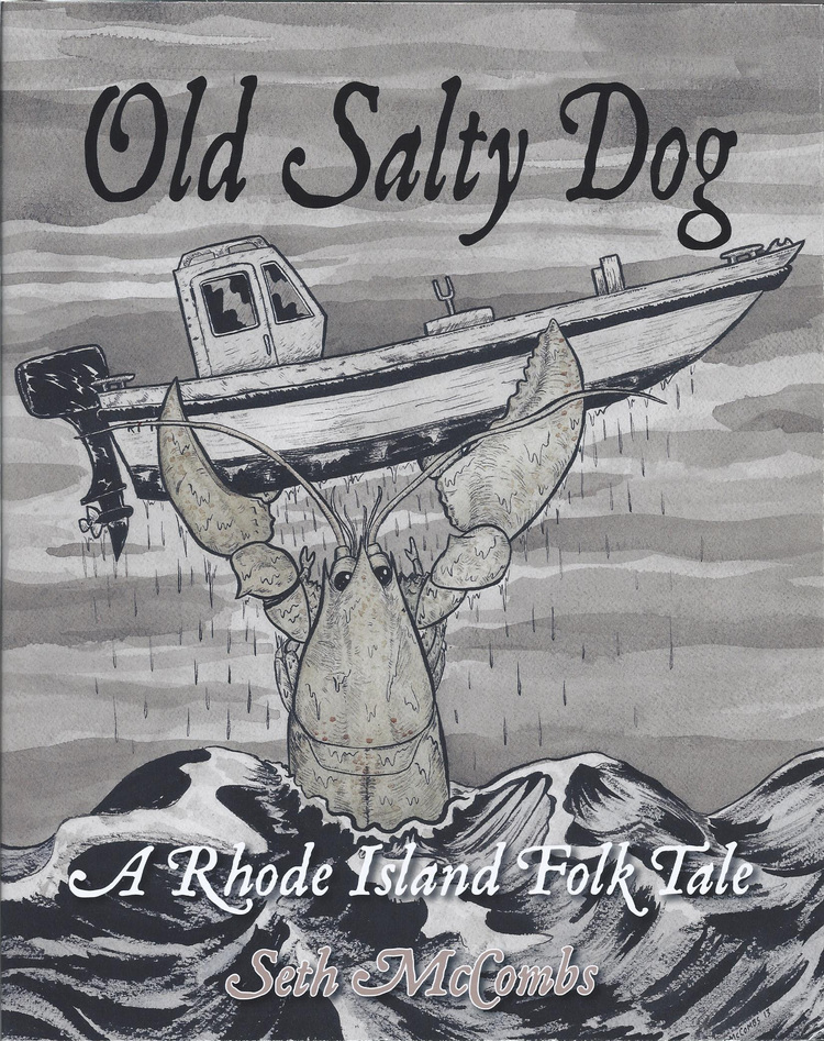 Old Salty Dog: A Rhode Island Folk Tale