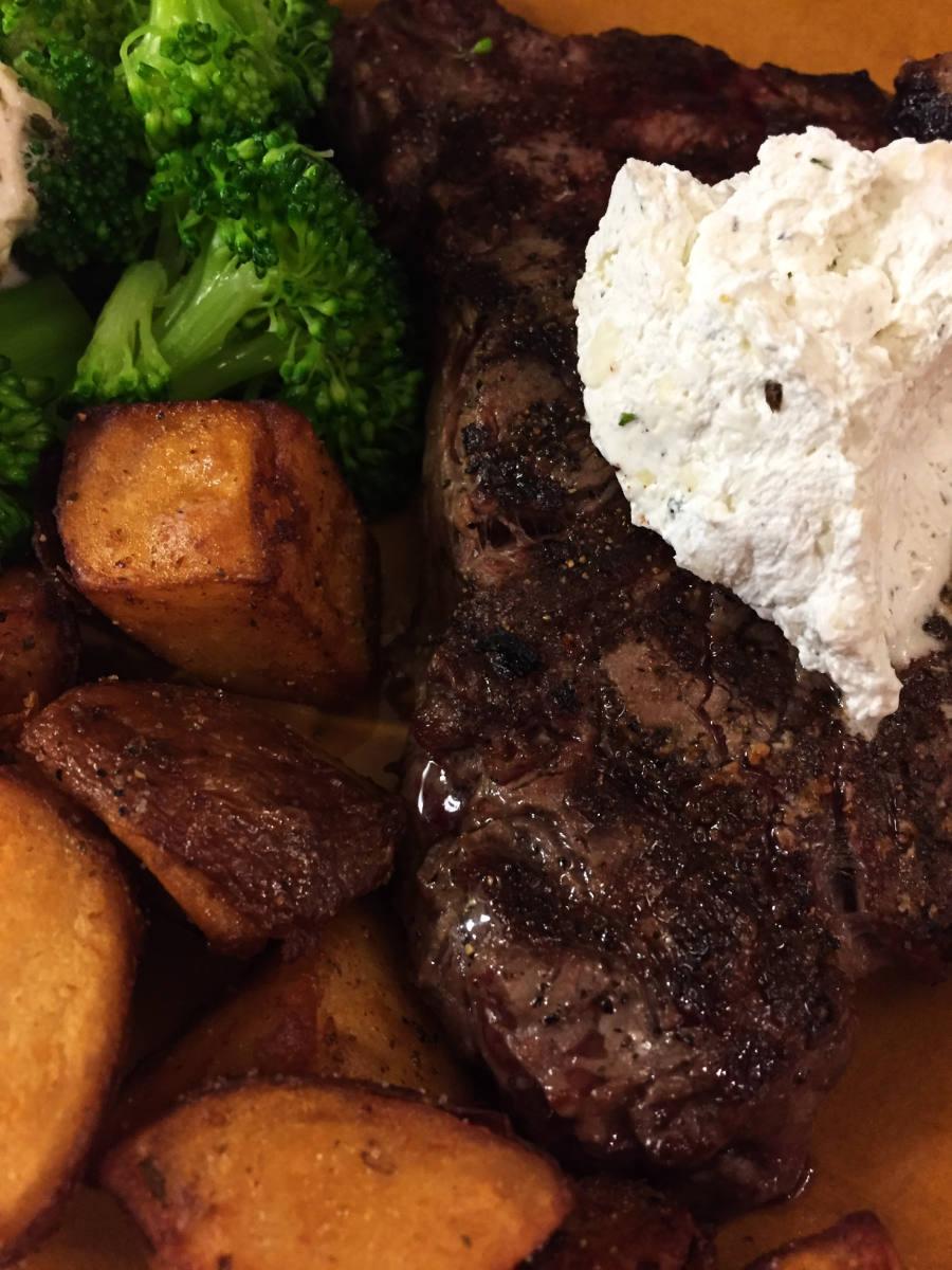Ciao Blue NY Steak